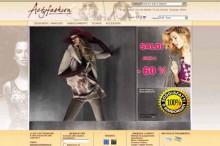 Realizzazione sito Actyfashion ecommerce di Bologna