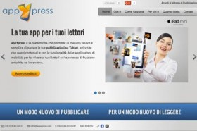 Realizzazione sito appYpress di Padova
