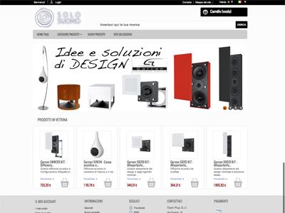 realizzazione e-commerce padova